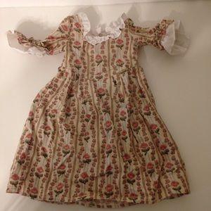 ❣️ AMERICAN GIRL❣️ Felicity rose garden meet dress